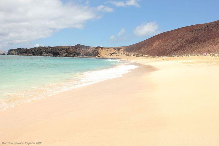 playas paradisiacas canarias