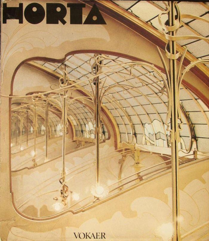 revista victor horta art nouveau