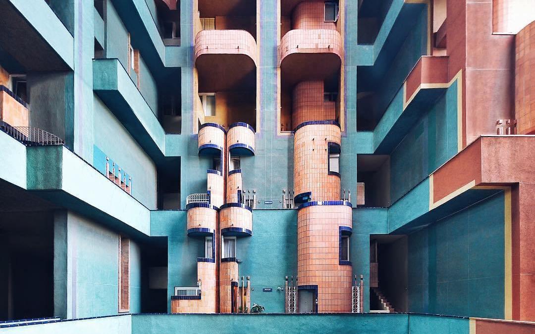 ¿Qué es la Arquitectura Brutalista? El culto máximo al hormigón