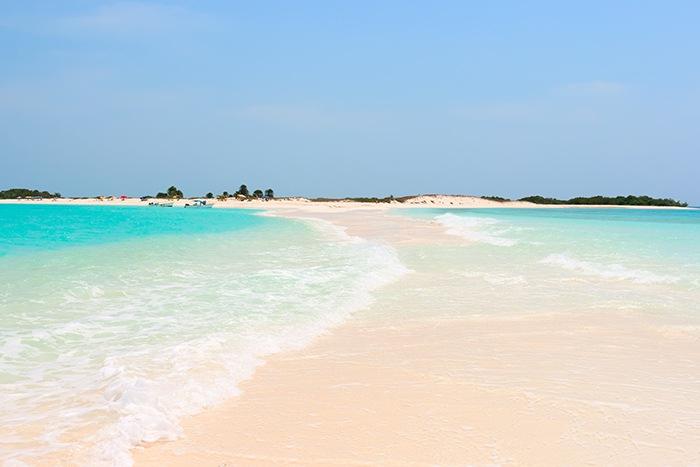 playa paradisiaca venezuela