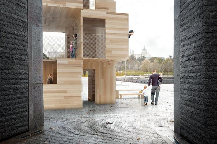 Multiply, una nueva forma sostenible de construir casas y ciudades