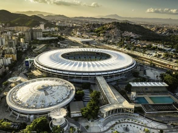 campo de futbol rio de janeiro brasil