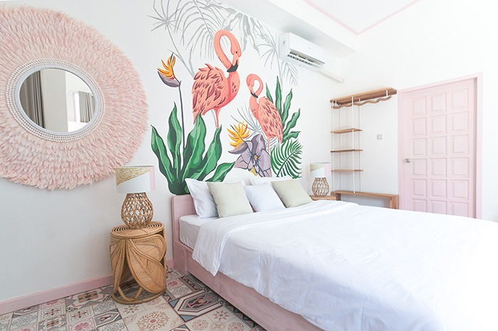 Descubrimos el paraíso tropical del Hotel Flamingo Boutique Hotel