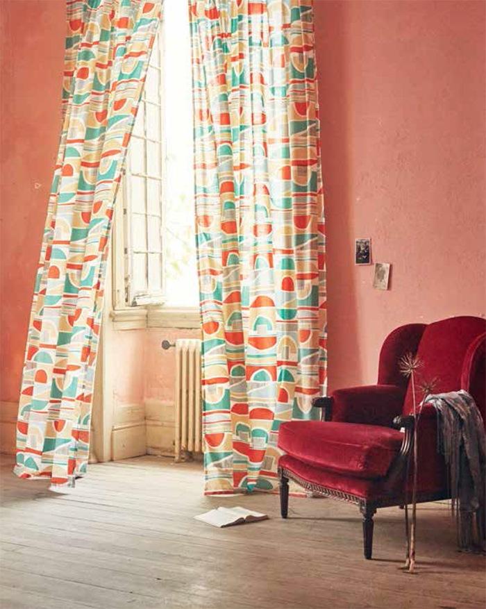 cortinas retro Ikea verano 2020