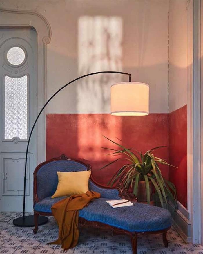 lampara pie arco verano 2020 IKEA