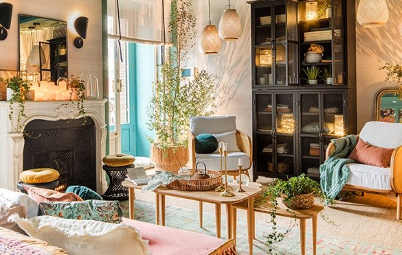 Dormitorio La Redoute-Mónica Garrido-Foto Luis Hevia