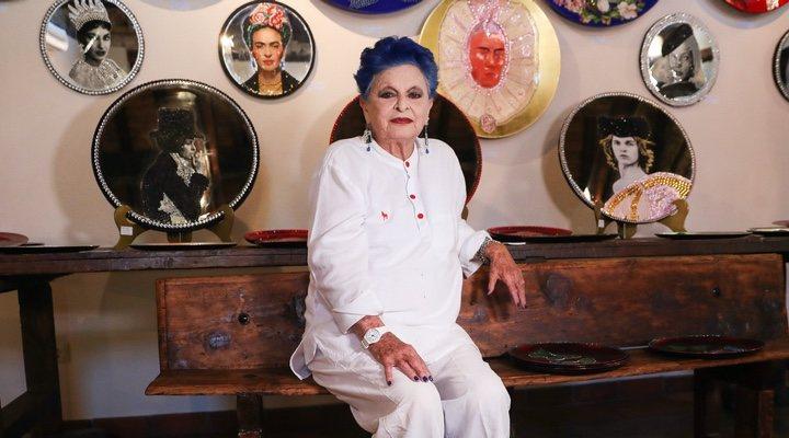 Fallece Lucía Bosé, actriz y musa del arte a los 89 años