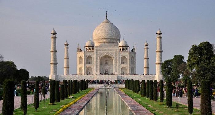 viajar desde casa palacio taj mahal