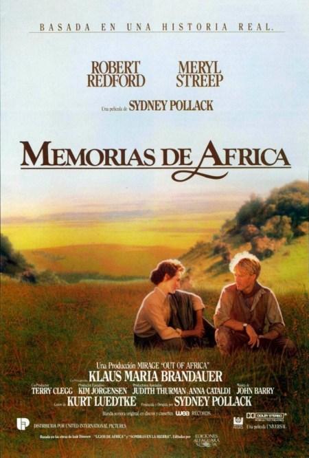 peliculas para viajar africa