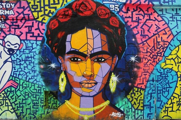 frida grafiti