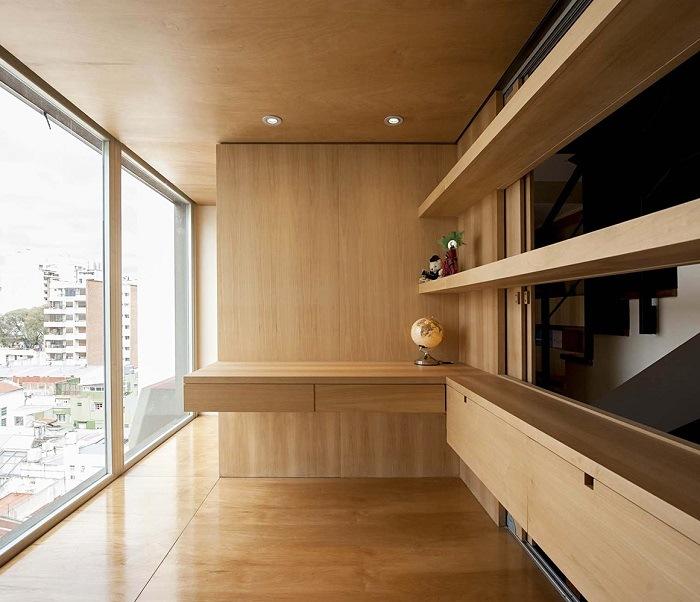 madera en la arquitectura