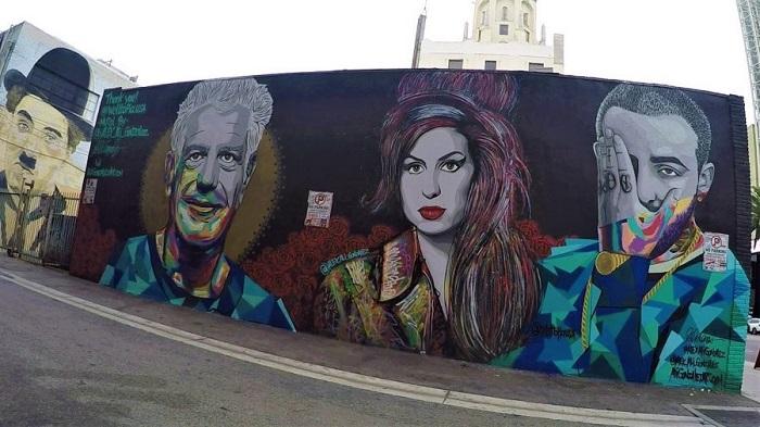 post-graffiti mural