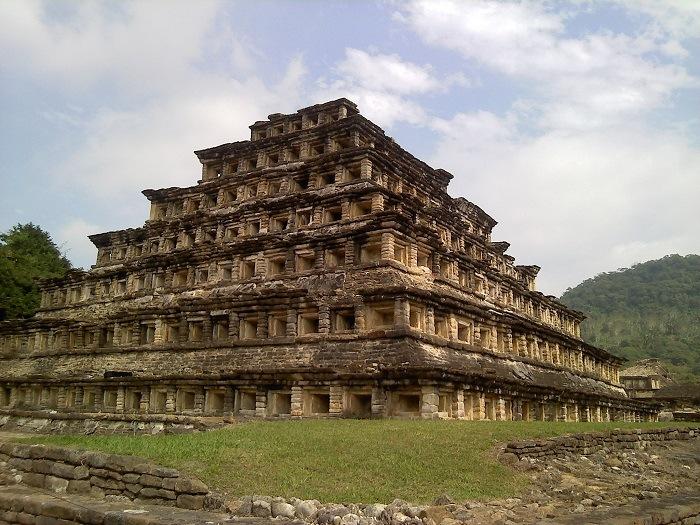 pirámides prehispanica
