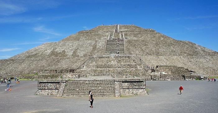 la piramide del sol