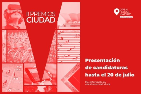 Festival de arquitectura en Madrid