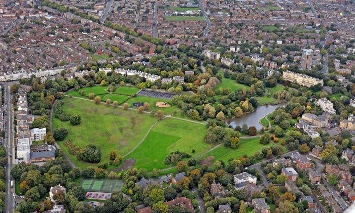Parque Princess de Paxton