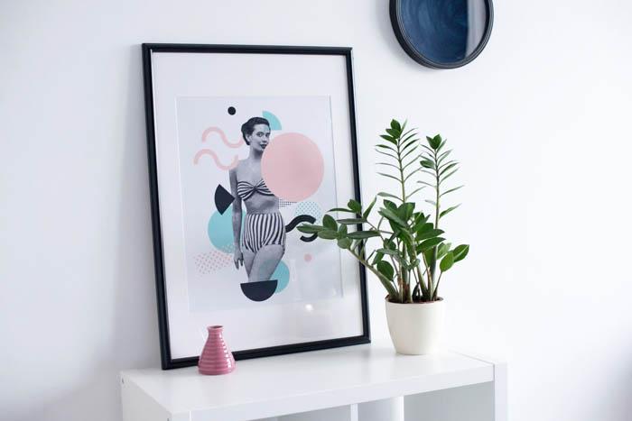 Cuadros de diseño: un elemento imprescindible para decorar tu hogar
