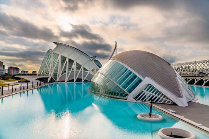Valencia, ciudad mediterránea