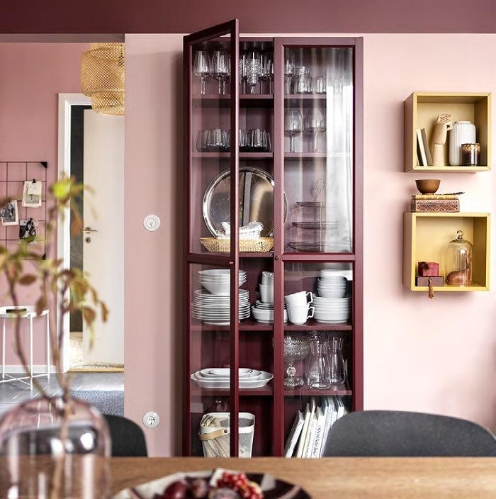 Vitrina Catálogo IKEA 2021