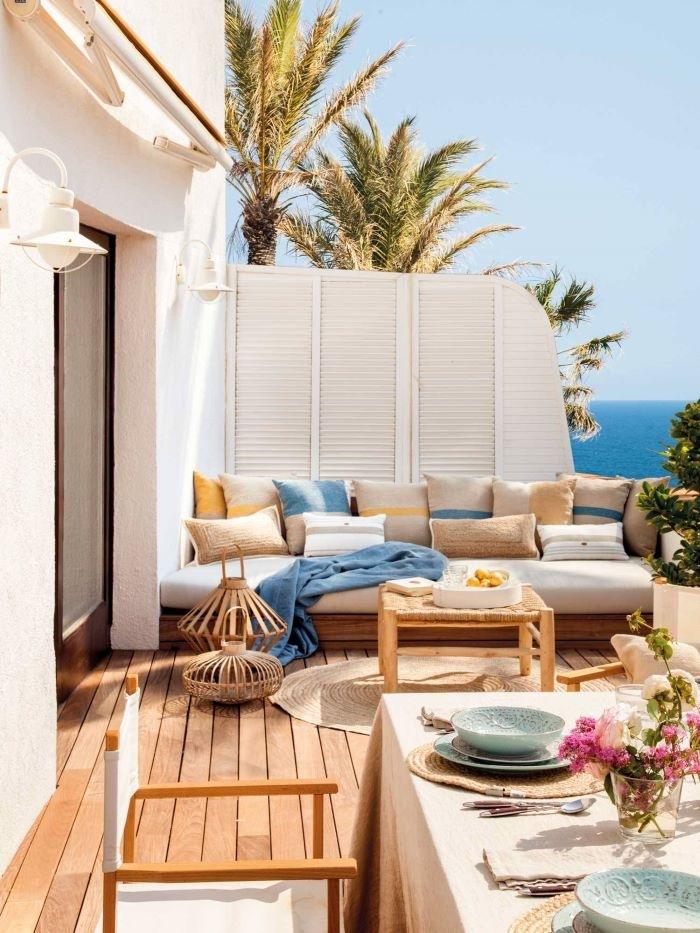 decoracion mediterranea terraza