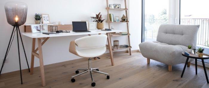 Muebles de diseño para mejorar tu teletrabajo
