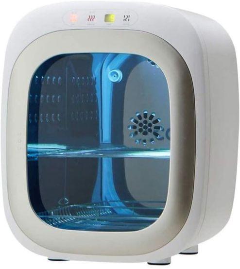 Máquina desinfectante de ozona para la ropa