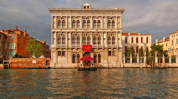 edificios emblemáticos venecia