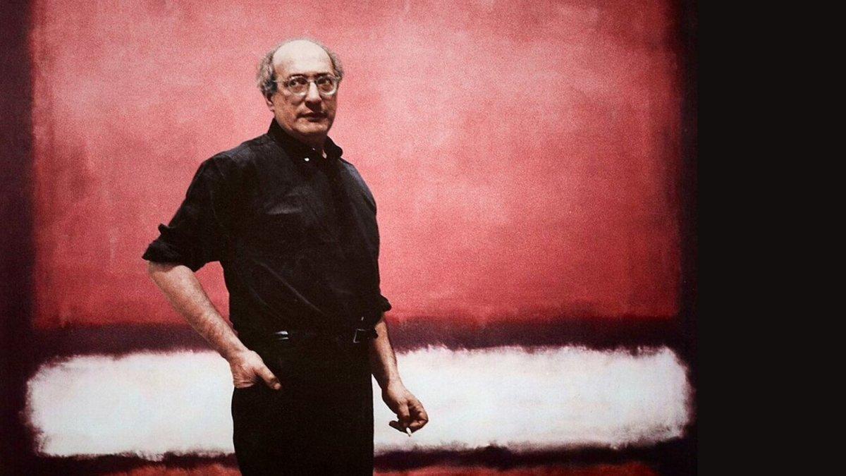 Mark Rothko, el juego constante con la espiritualidad mística del color