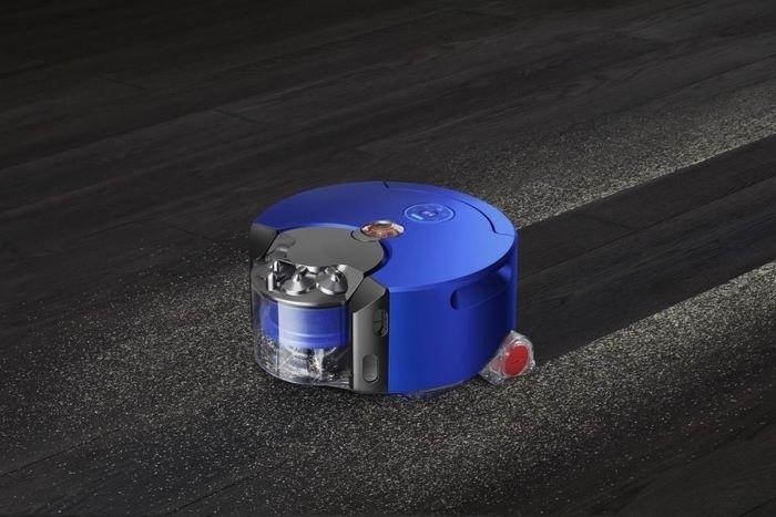Robot aspirador de diseño Dyson