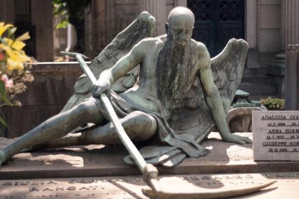 Antonio Argenti escultura romanticismo