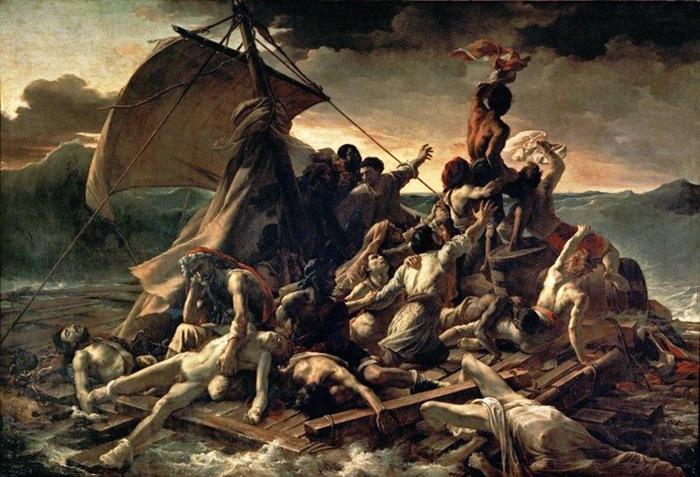 pintura romantica francesa