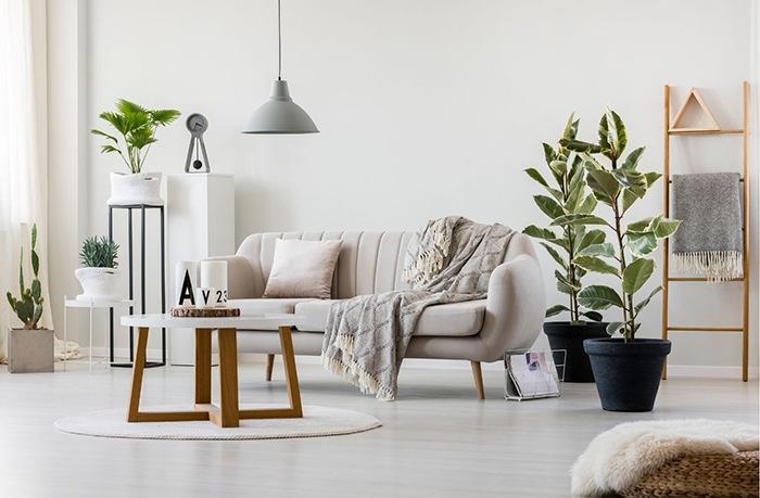 Objetos decorativos rebajados para tu salón