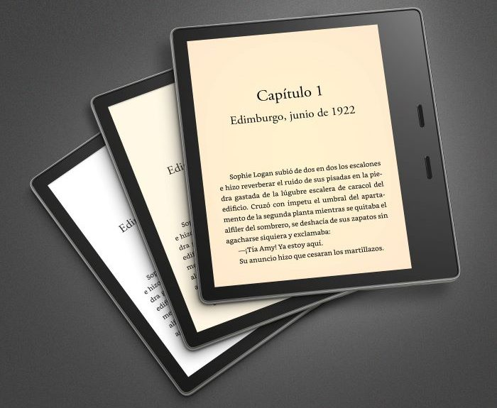 Dispositivo Amazon Kindle Oasis