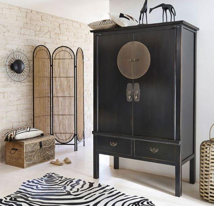 Decora tu dormitorio con el estilo exótico