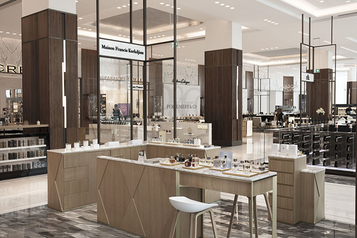 diseño espacios comerciales
