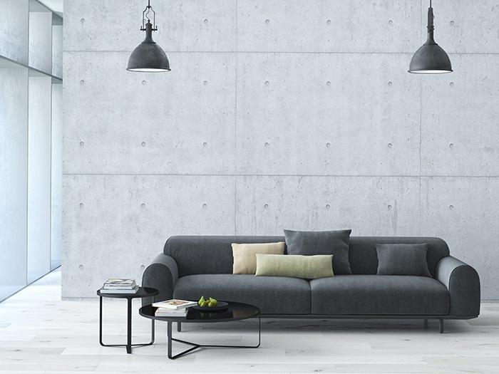 Habitación con decoración sencilla