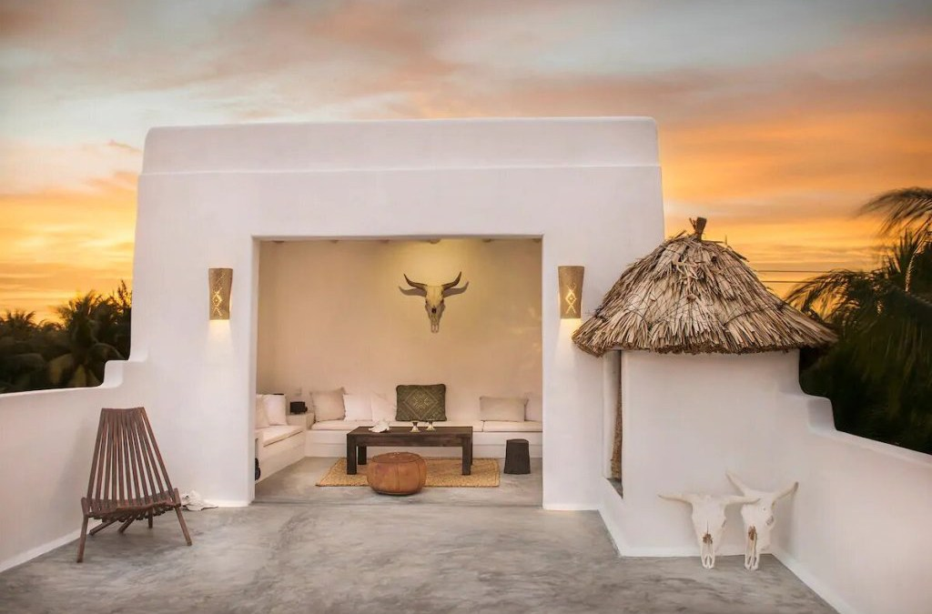 Los 11 Airbnb's de estilo 'Boho' en playas de México con más encanto
