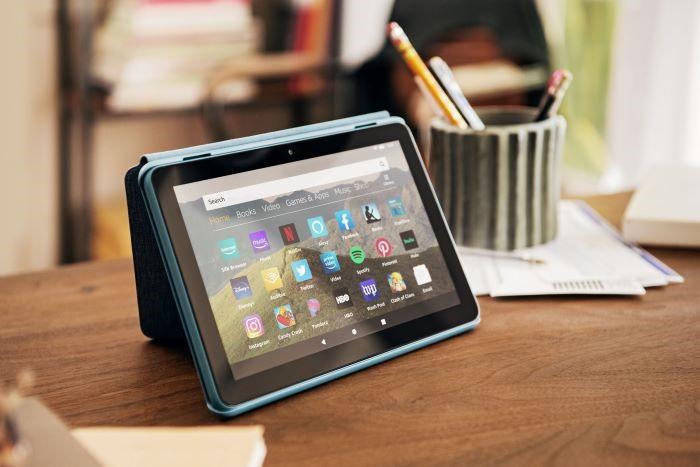 dispositivo de amazon devices para regalar el día del padre, Fire HD 8