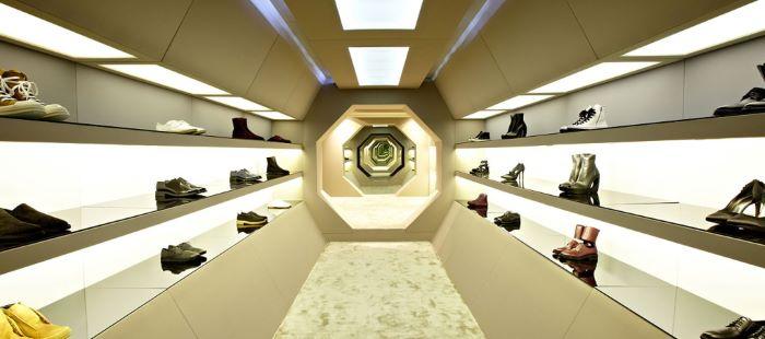 Tienda en Londres tipo concept store que sorprende su diseño