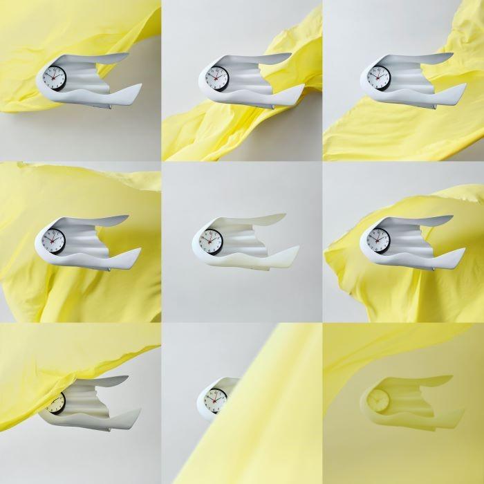 Diseño de reloj de la colección de IKEA Art Event 2021
