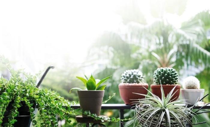 Cómo decorar tu pequeño balcón o terraza