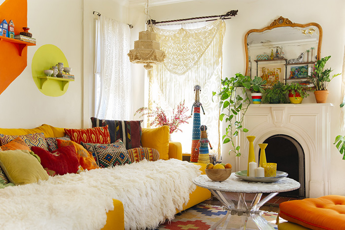 Libros: The New Bohemians: Cool and Collected Homes