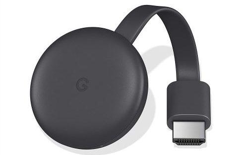 dispositivo google chromecast V3, regalo para el día del padre de Leroy Merlín