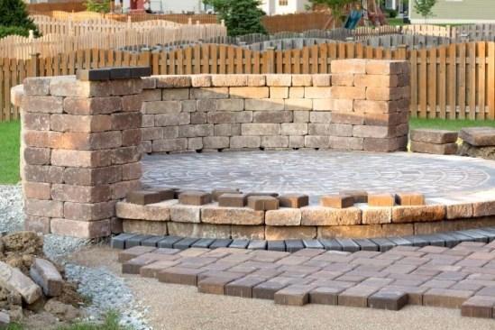 diseño de mampostería para tu hogar o tu patio