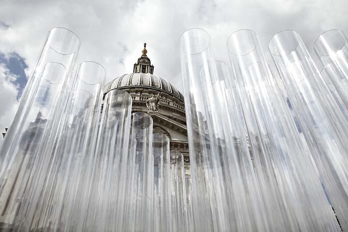 proyecto Organ of Corti vista desde el exterior arquitectura sensorial