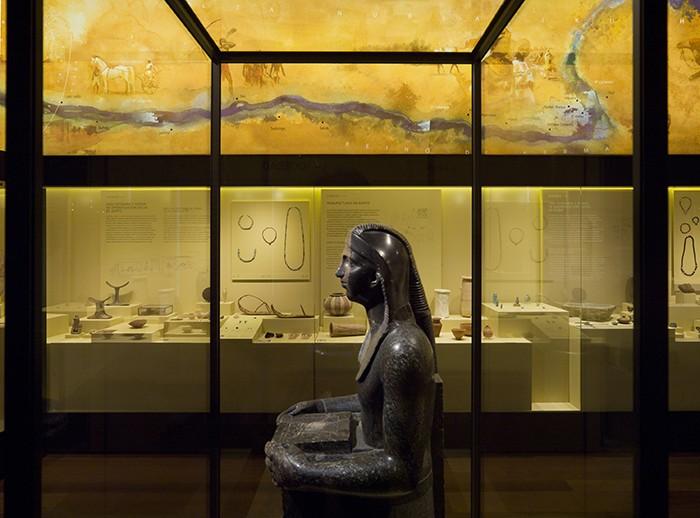 sala egipto nubia