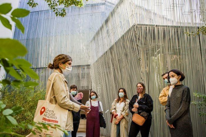 Open House Madrid celebrará su séptima edición del 24 al 26 de septiembre