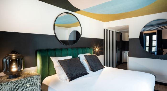 Habitación Memphis del Hotel Suites