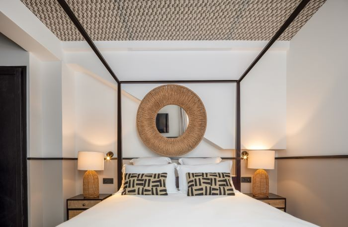 Habitación Saint Martin de Hotel Suites en La Rochelle