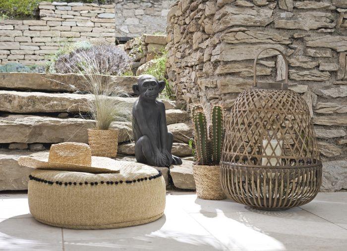 Tendencia outdoor/indoor con Maisons du Monde